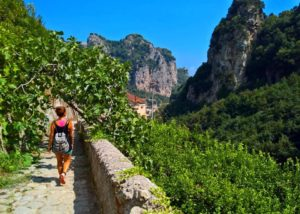 Valle delle Ferriere Amalfi Coast