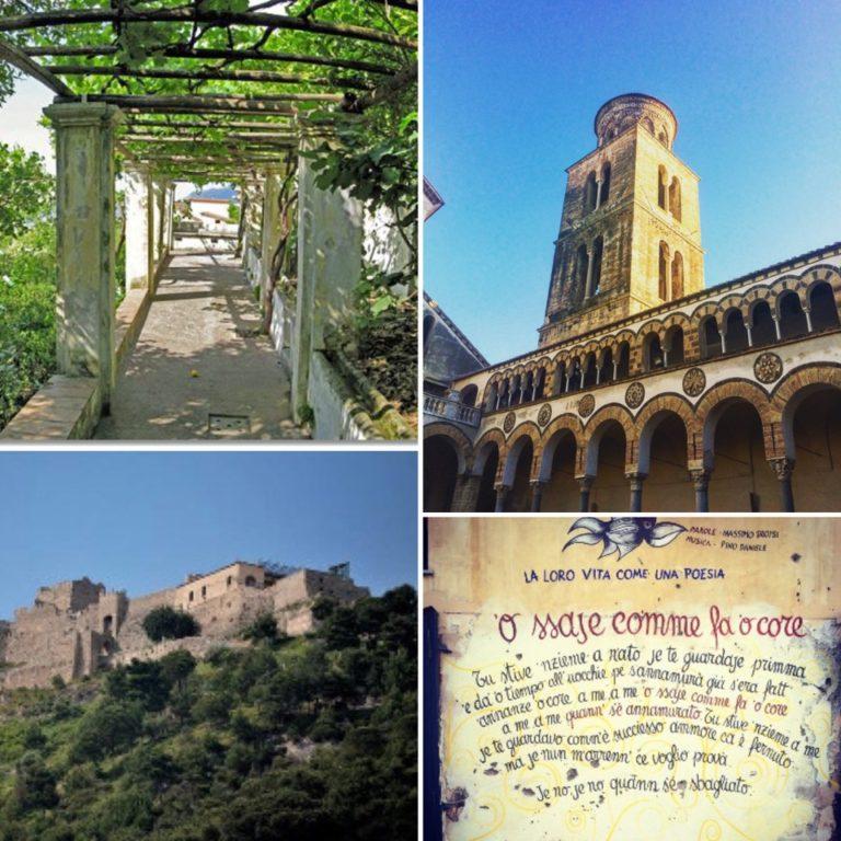 Bezienswaardigheden Salerno Italy