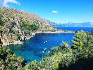 Baia degli Infreschi Marina di Camerota Salerno Cilento Italy