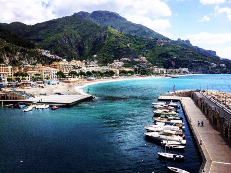 Maiori Amalfi Coast amalfikust salerno