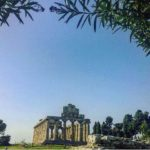 Paestum temple Amalfi Coast Cilento