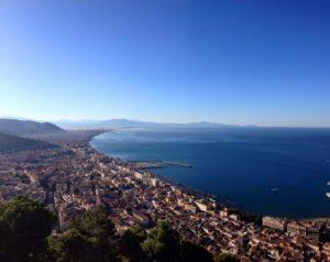 Salerno Amalfi Coast Italy
