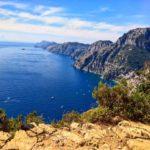 Sentiero degli Dei Pad van de Goden Positano Amalfi kust Salerno Italy