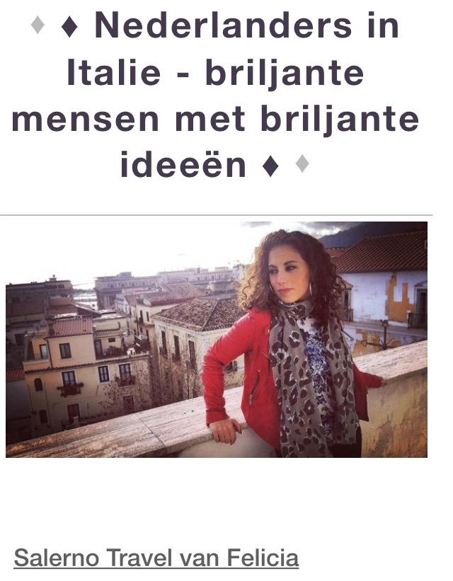 nieuwsbrief dolcavia salerno travel amalfi kust italy