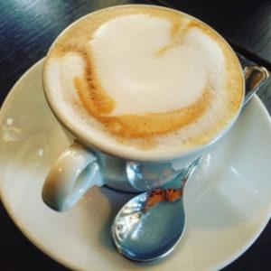 cappuccino salerno italy breakfast