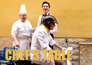 Chefs table Salerno travel italy little italy evenement