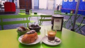 Cibarti breakfast italy Salerno