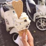 gelato ice cream salerno italy gambero rosso