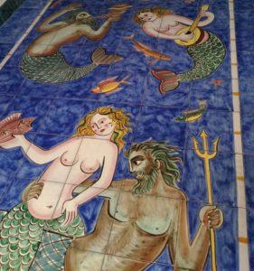 Giovannino Carrano ceramica Salerno Vietri sul Mare Italy