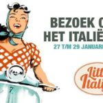 Little italy salerno amsterdam evenement