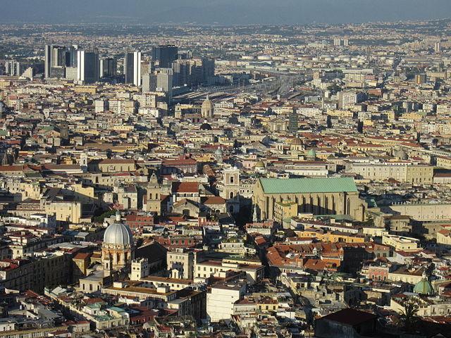 Vomero Napels Naples Napoli Salerno Italy
