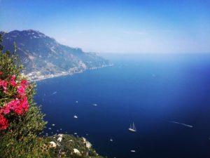 Ravello Amalfi coast Salerno Italy