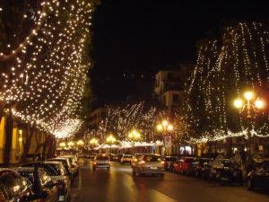 Via Roma Salerno Italy