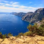 hiken hiking amalfi coast kust salerno italy