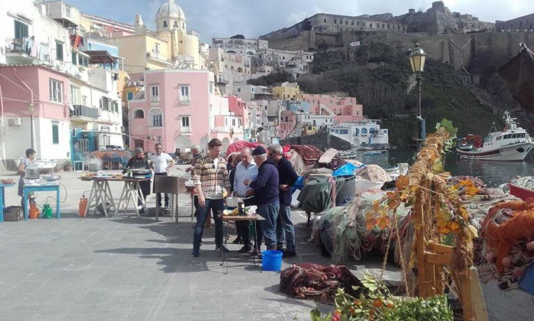 Procida salerno travel italia italy napoli naples napels jamie oliver