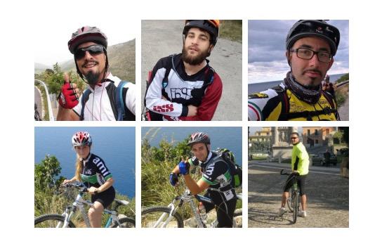 ride a bike naples napels napoli salerno italia italy
