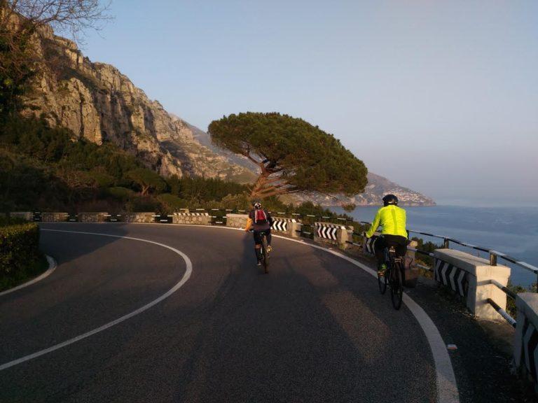 fietsen amalfikust