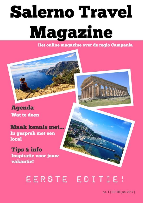 salerno travel magazine reizen