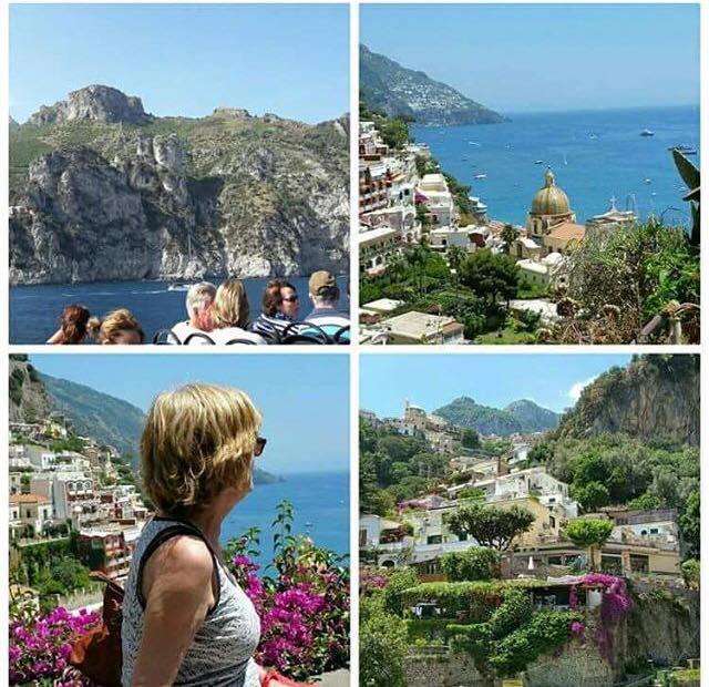 positano salerno travel campania italia italy