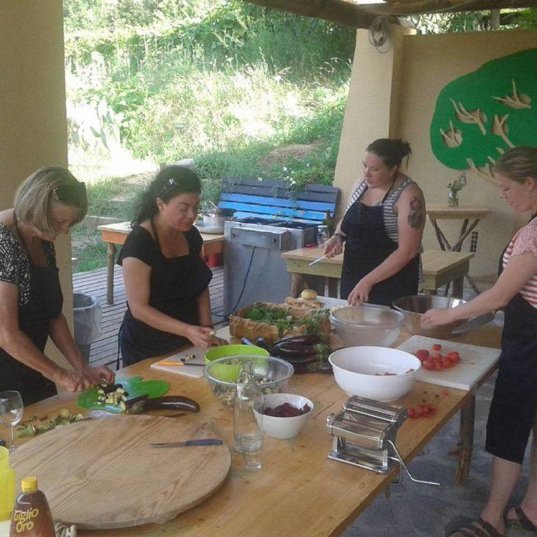 cookingclass campania napels naples napoli salerno travel
