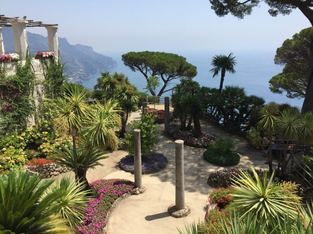 villa rufolo, ravello, amalfi, amalfikust, amalfi coast, salerno, salerno travel