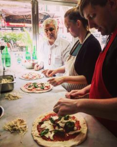 pizza, naples, napels, napoli, salerno, salerno travel, cooking class