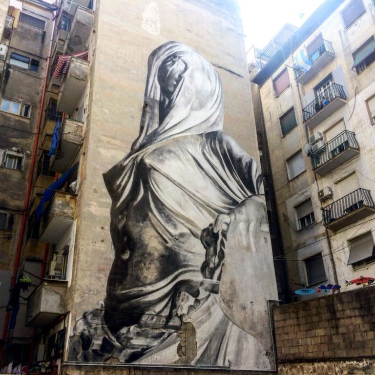 street art, naples, napels, napoli, salerno, salerno travel