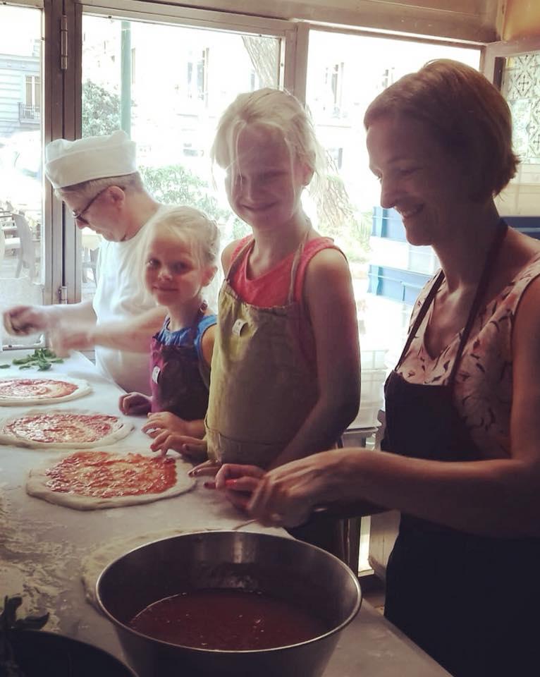 pizza, naples, napels, napoli, salerno, salerno travel, kindvriendelijk, kids, reizen