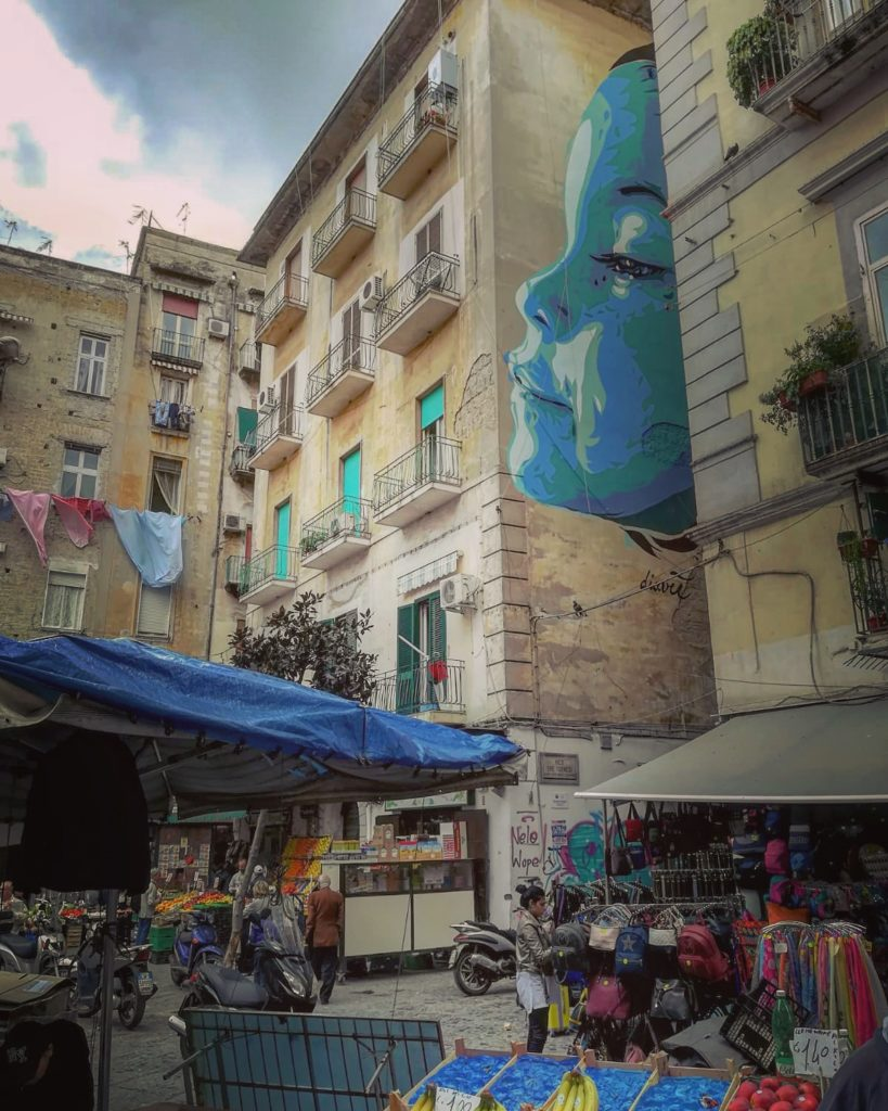 street art, napels, naples, napoli, salerno, salerno travel, arte, tour