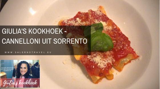 cannelloni, sorrento, salerno, naples, napels, napoli, koken, italiaanse keuken, recepten