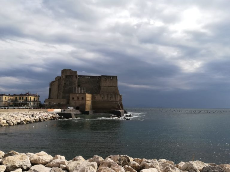 castel dell'ovo, napels, napoli, naples, salerno, salerno travel
