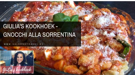 gnocchi, sorrento, salerno, naples, napels, napoli, koken, italiaanse keuken, recepten