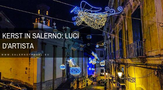 kerst, salerno, salerno travel, luci d'artista, naples, napels, napoli, stedentrip