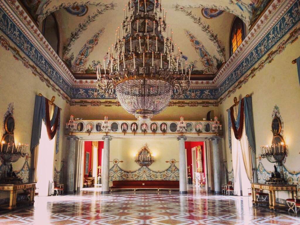 capodimonte, paleis, napels, naples, napoli, salerno, salerno travel, museum