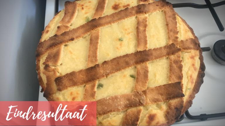 recept, italiaanse keuken, pastiera napoletana, salerno travel