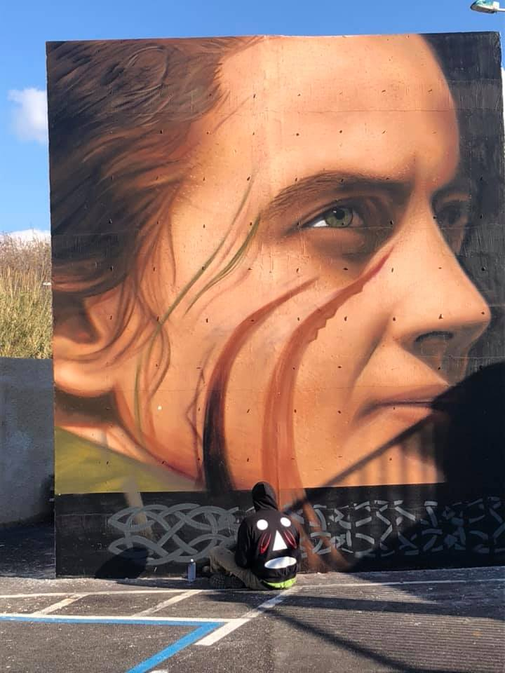 jorit, street art, salerno, salerno travel, napels, naples, napoli