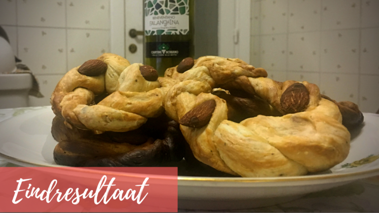 boodschappen, koken, italiaans koken, tarallo napoletano, napels, naples, napoli, salerno, salerno travel