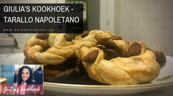 tarallo napoletano, napels, naples, napoli, koken, italiaans koken, salerno travel