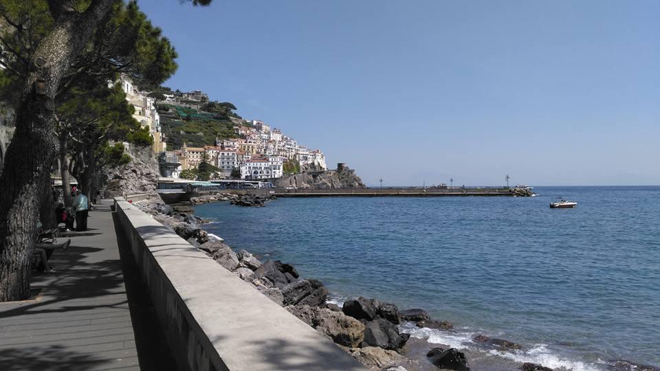 amalfi strand