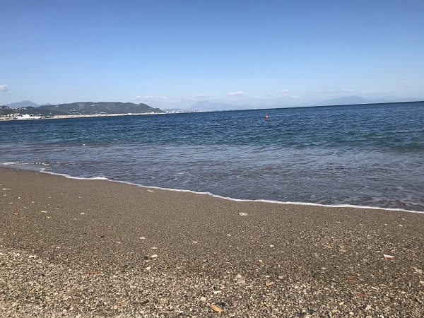 marina d'albori vietri amalfikust amalfi coast strand