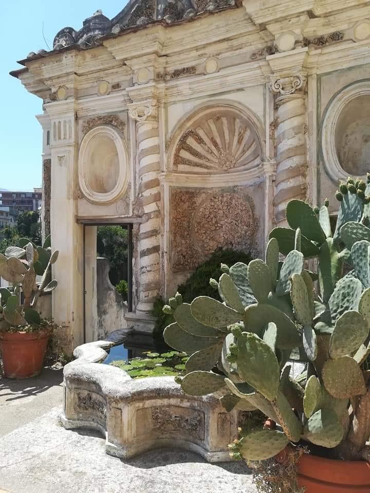 giardino della minerva, salerno, botanische tuin, tips