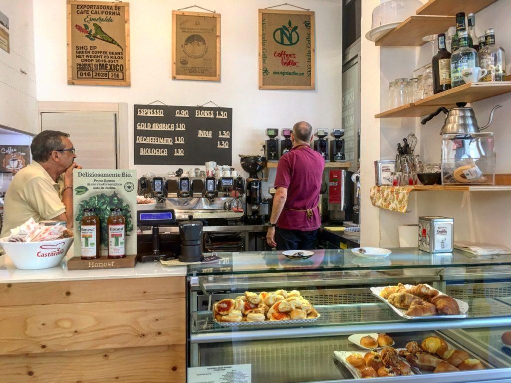 koffie salerno, tips, wat doen