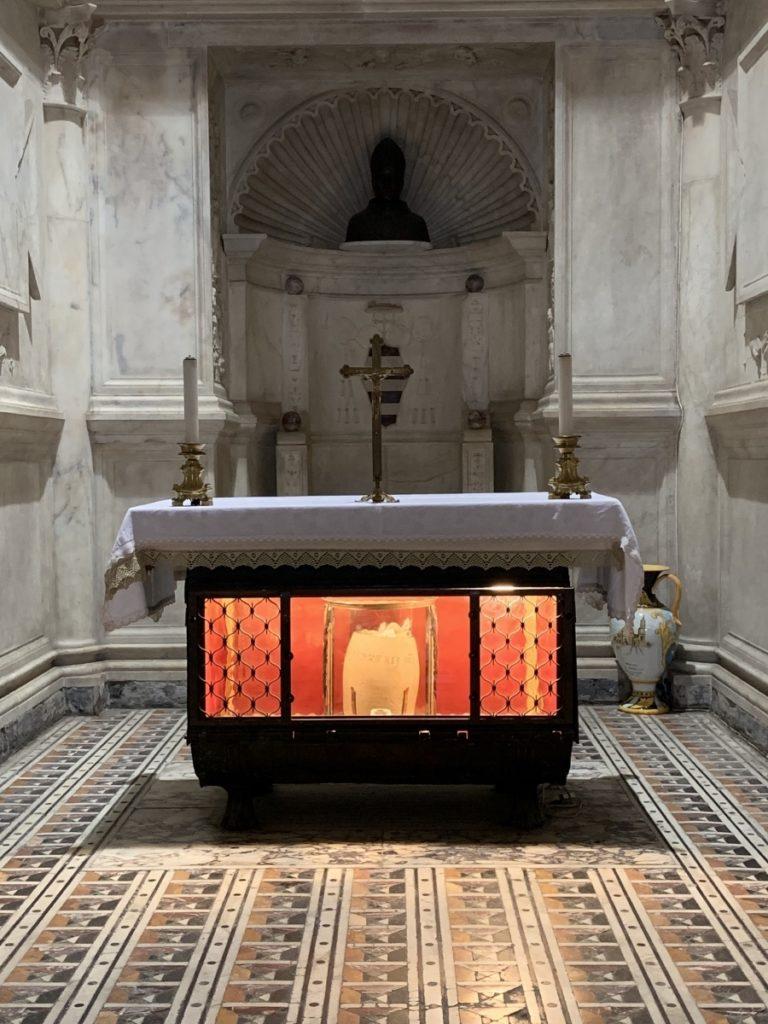 san gennaro kathedraal napels