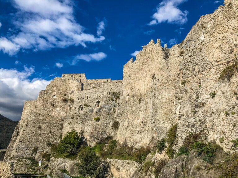 castello arechi salerno kasteel