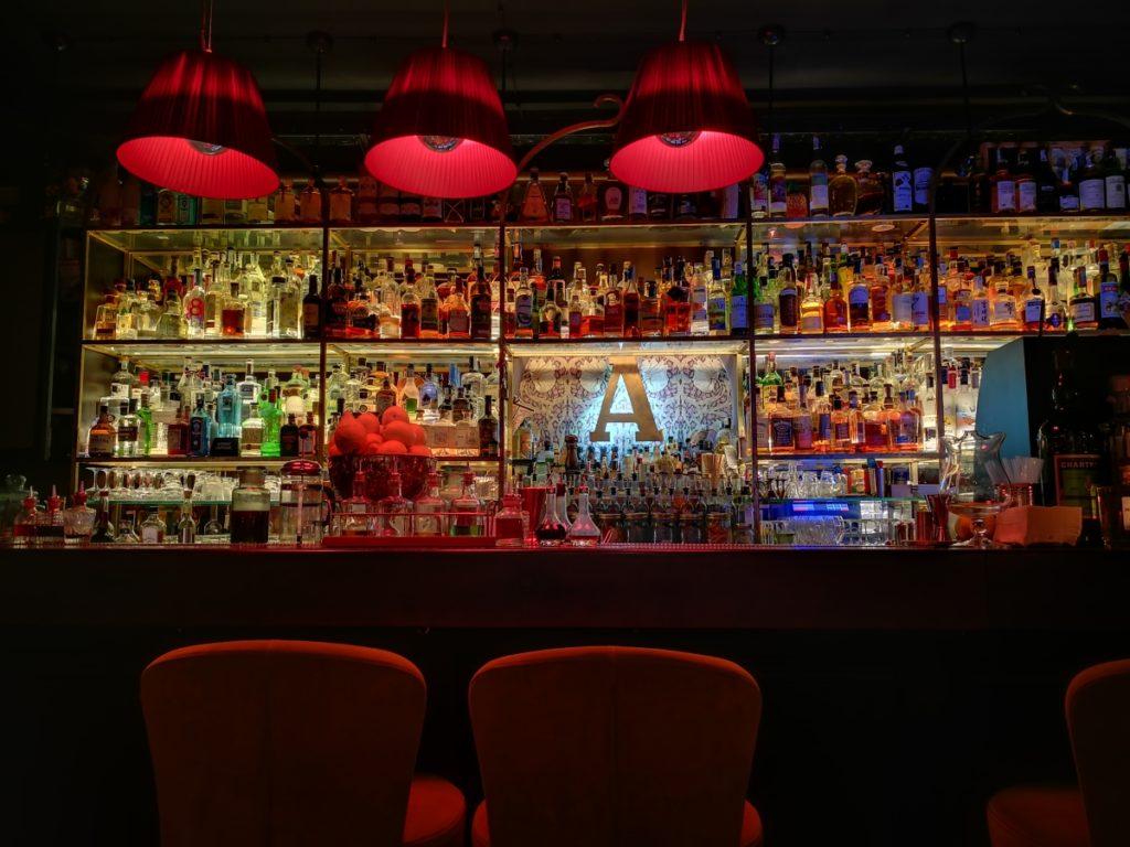 cocktailbar napels naples napoli antiquario