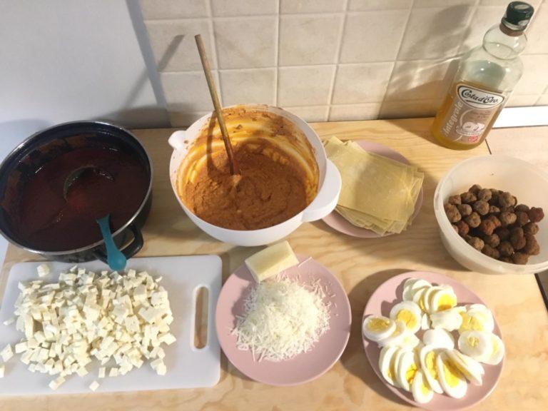 lasagne napels napoli maken kookles