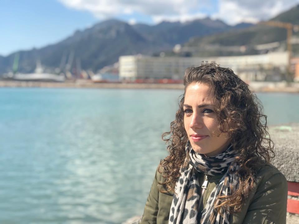 felicia salerno travel italie