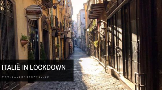 italie salerno lockdown