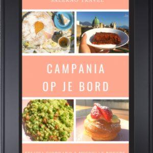 campania op je bord kookboek ebook napels naples napoli