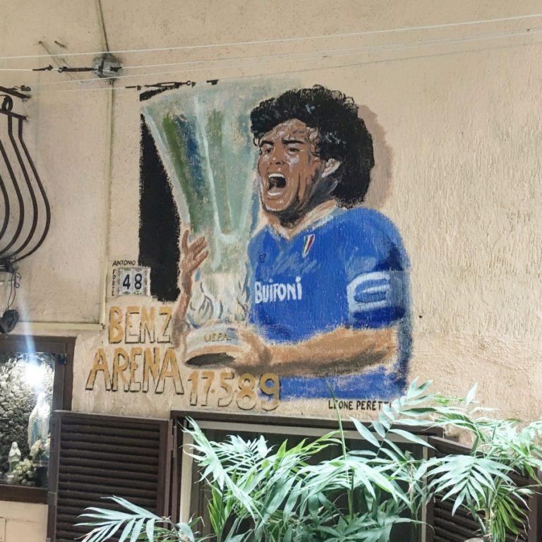 maradona uefa napels napoli naples